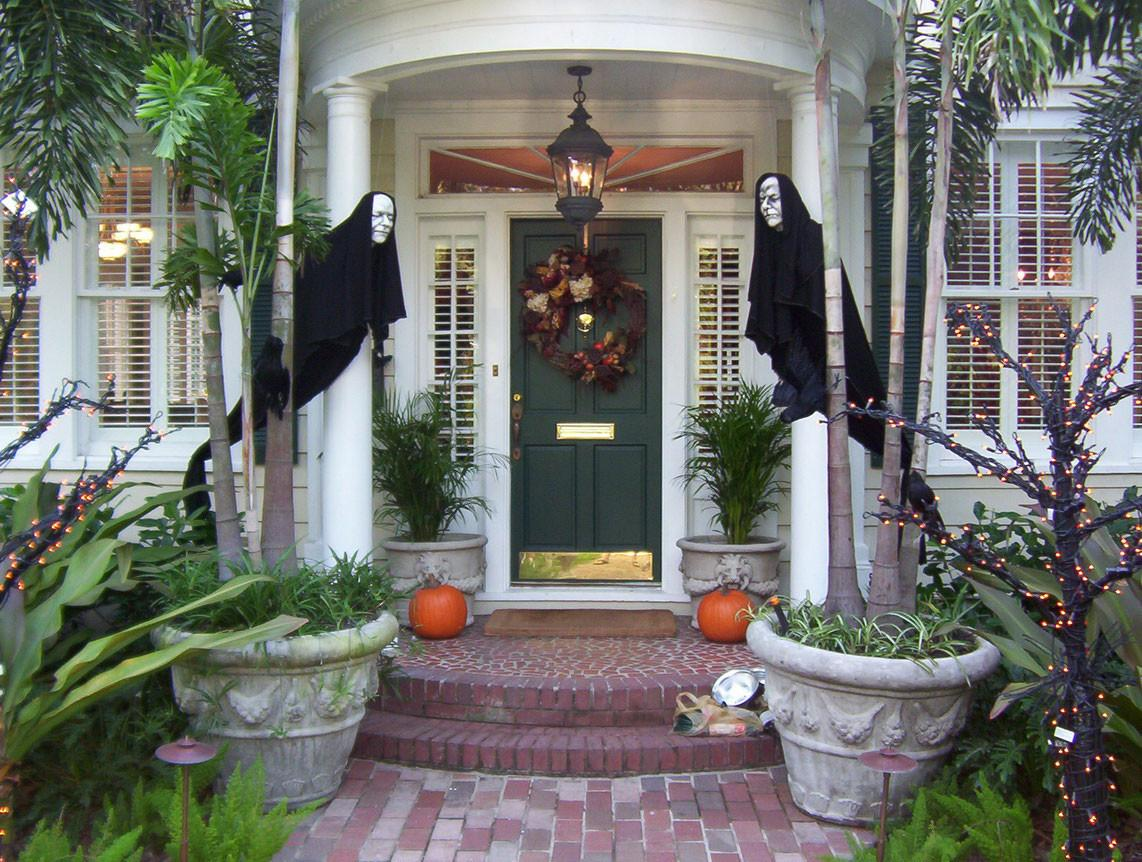 Creepy Halloween Decorations Interiordecodir