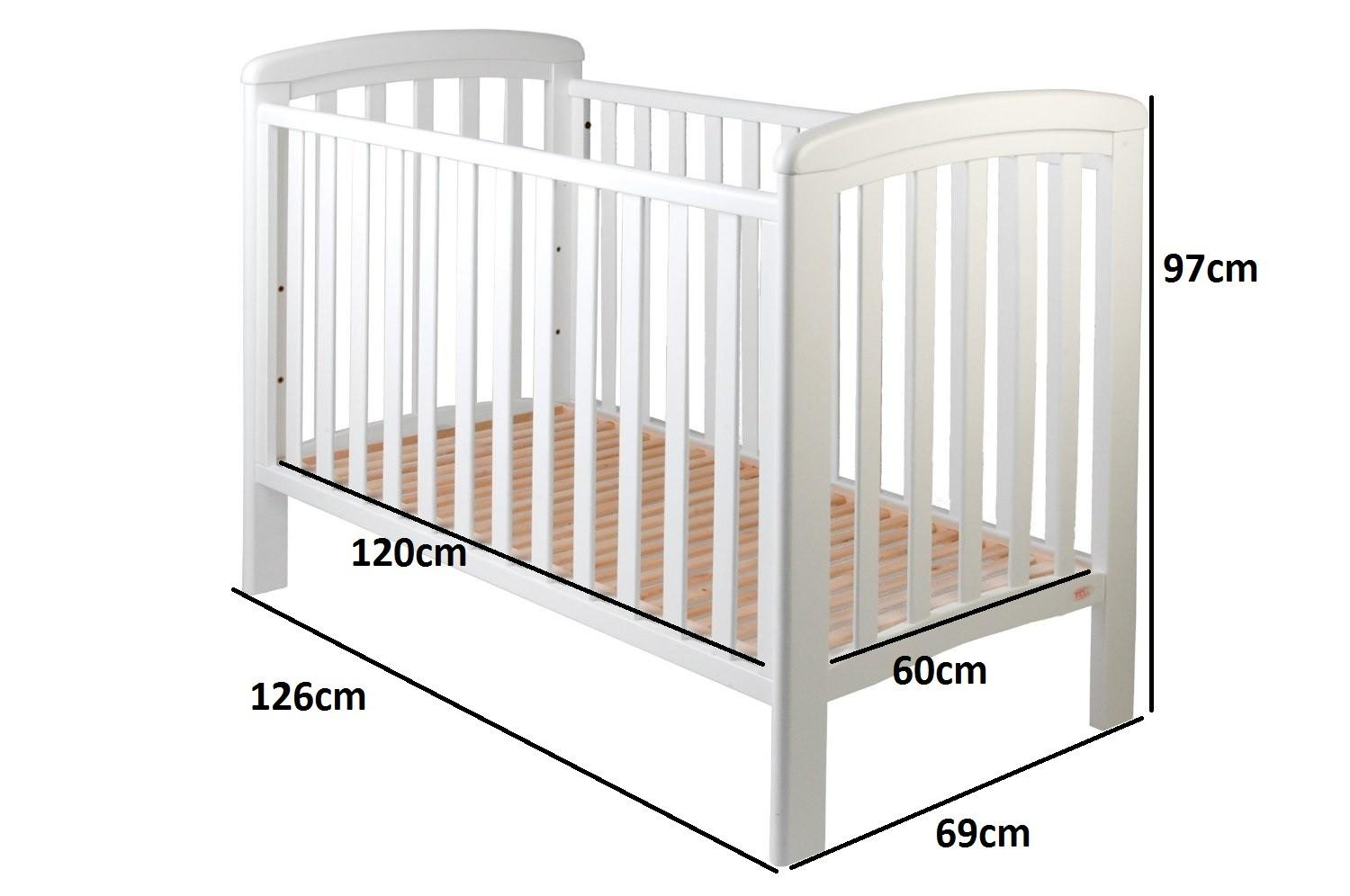 Crib Safety Height Baby Design Inspiration