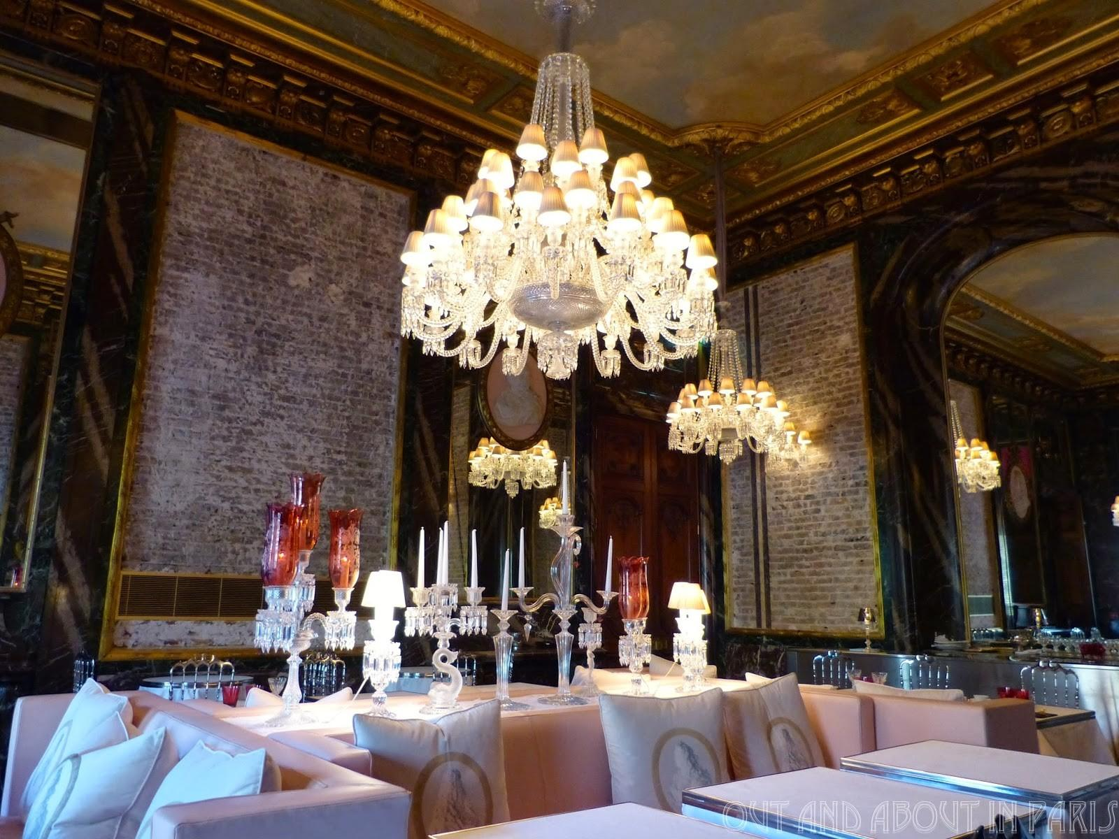 Cristal Room Baccarat One Most Romantic