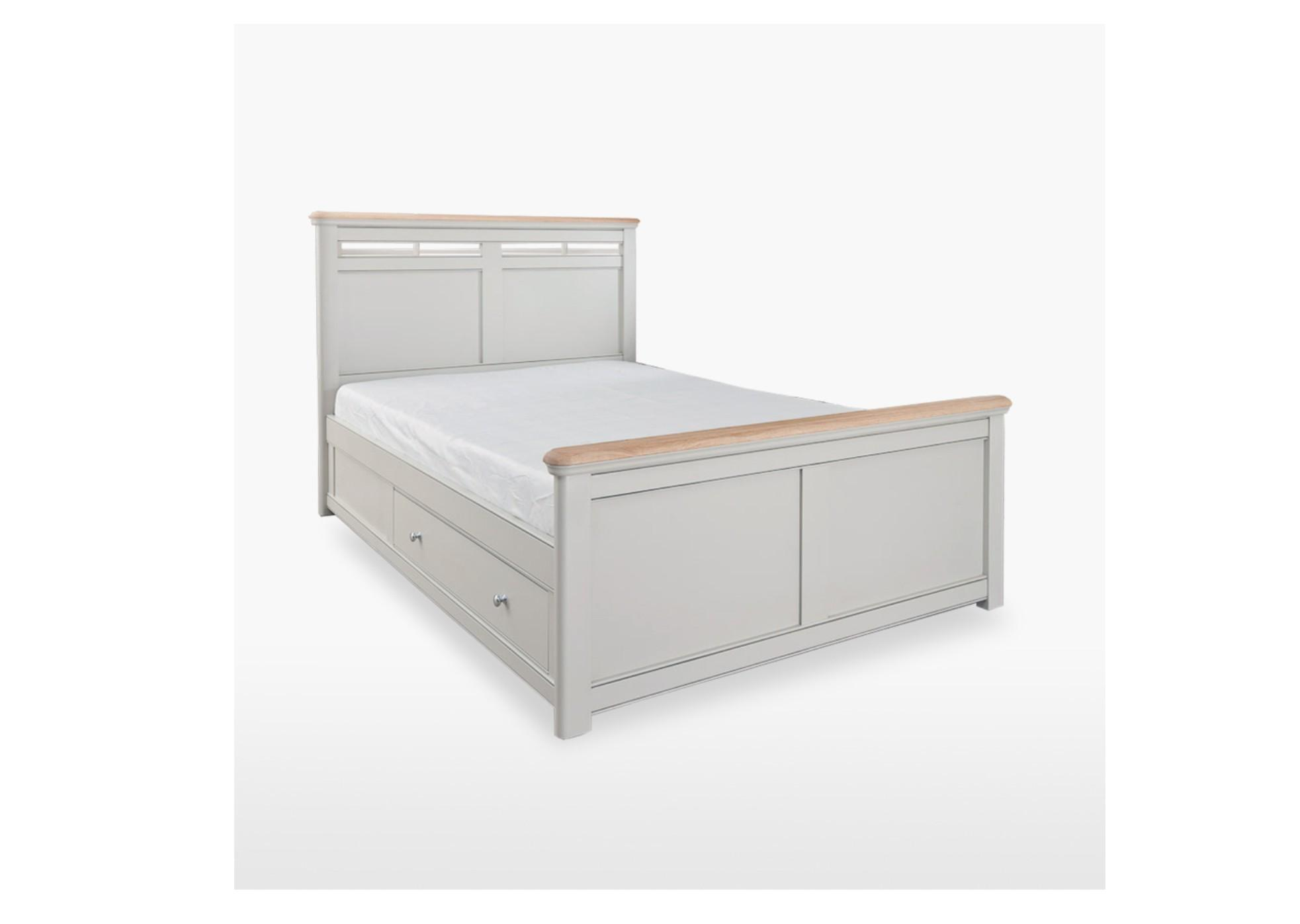 Cromwell High End Bed Donaldsons Furnishers