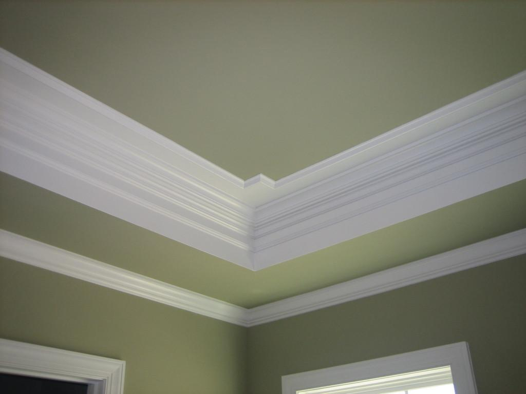 Crown Molding Ceiling Designs Lighting Furniture Design