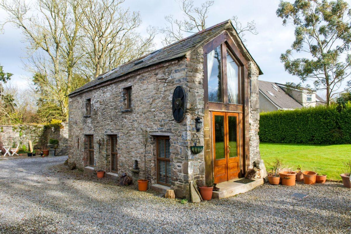 Crows Hermitage Converted Stone Barn Ireland