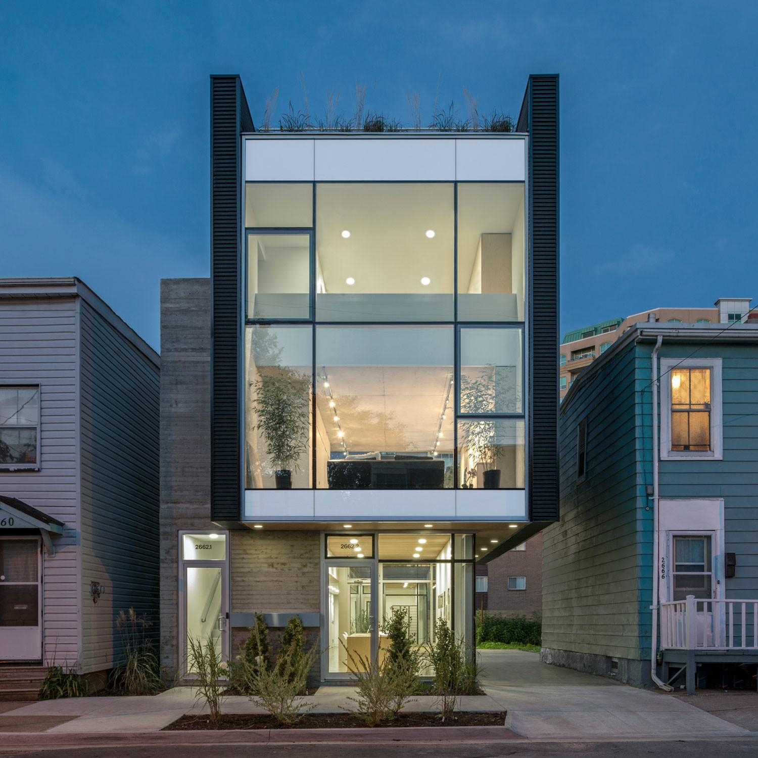 Cube Modern House Your Dream Home Facade Architect