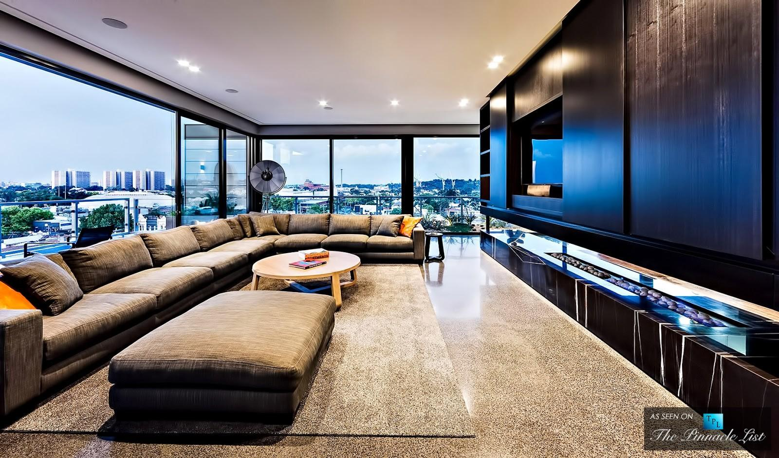 Cubo Penthouse Coppin Street Melbourne Victoria