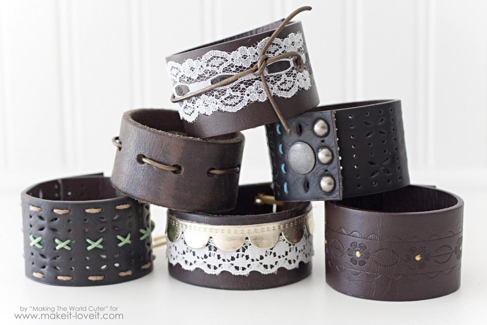 Cuff Bracelets Think Crafts Createforless