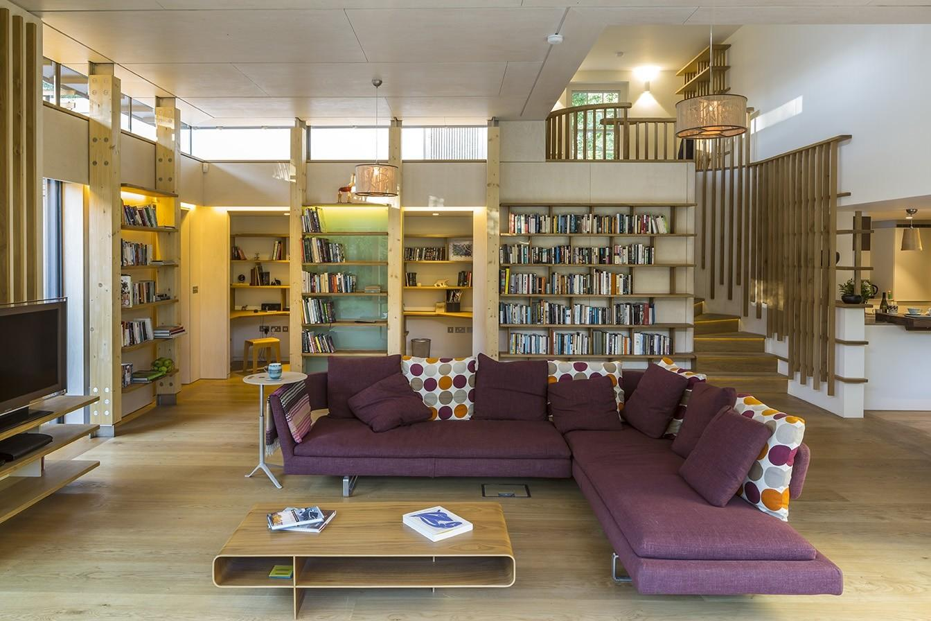 Cullinan Completes Hampstead House Extension News