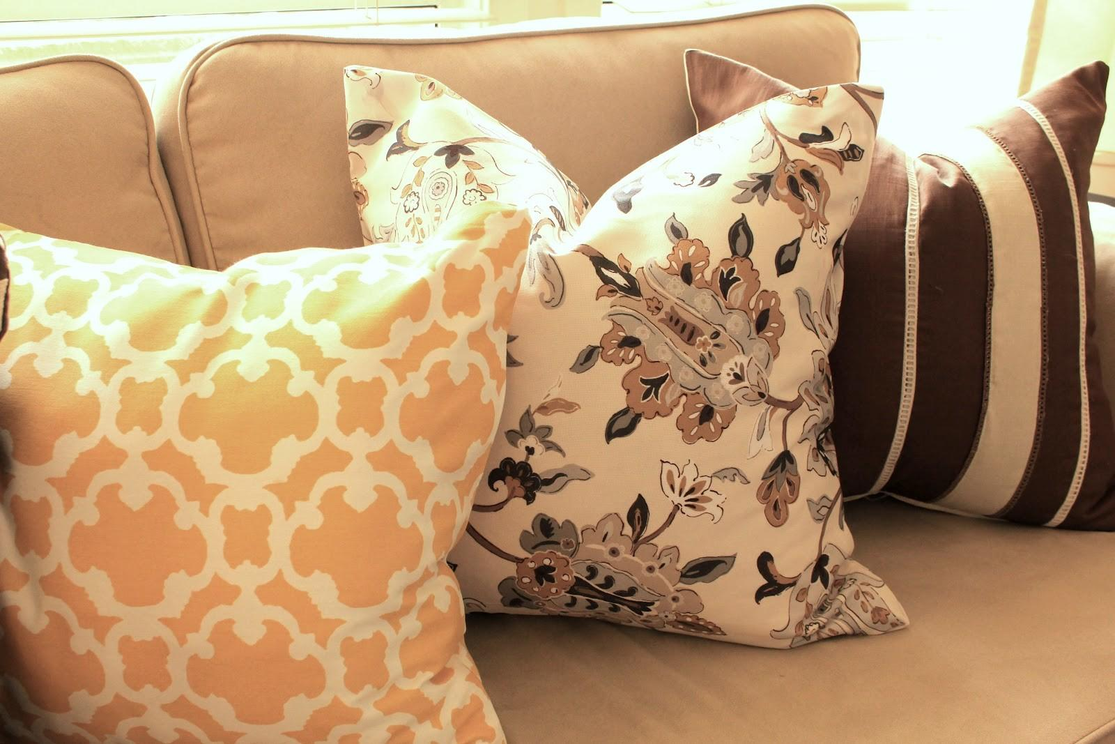 Cup Half Diy Sew Throw Pillows