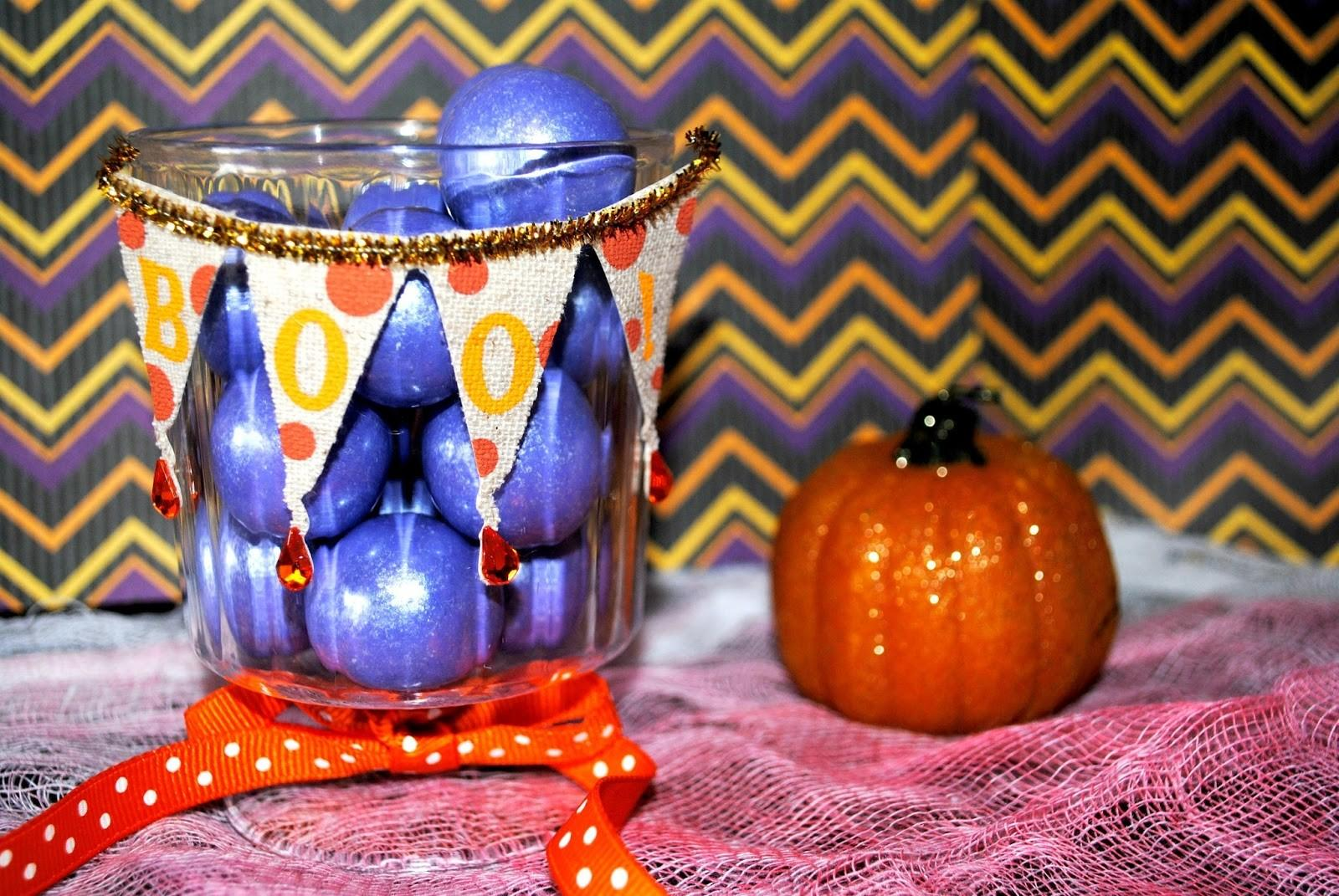 Cupcake Wishes Birthday Dreams Spooky Dessert Cups