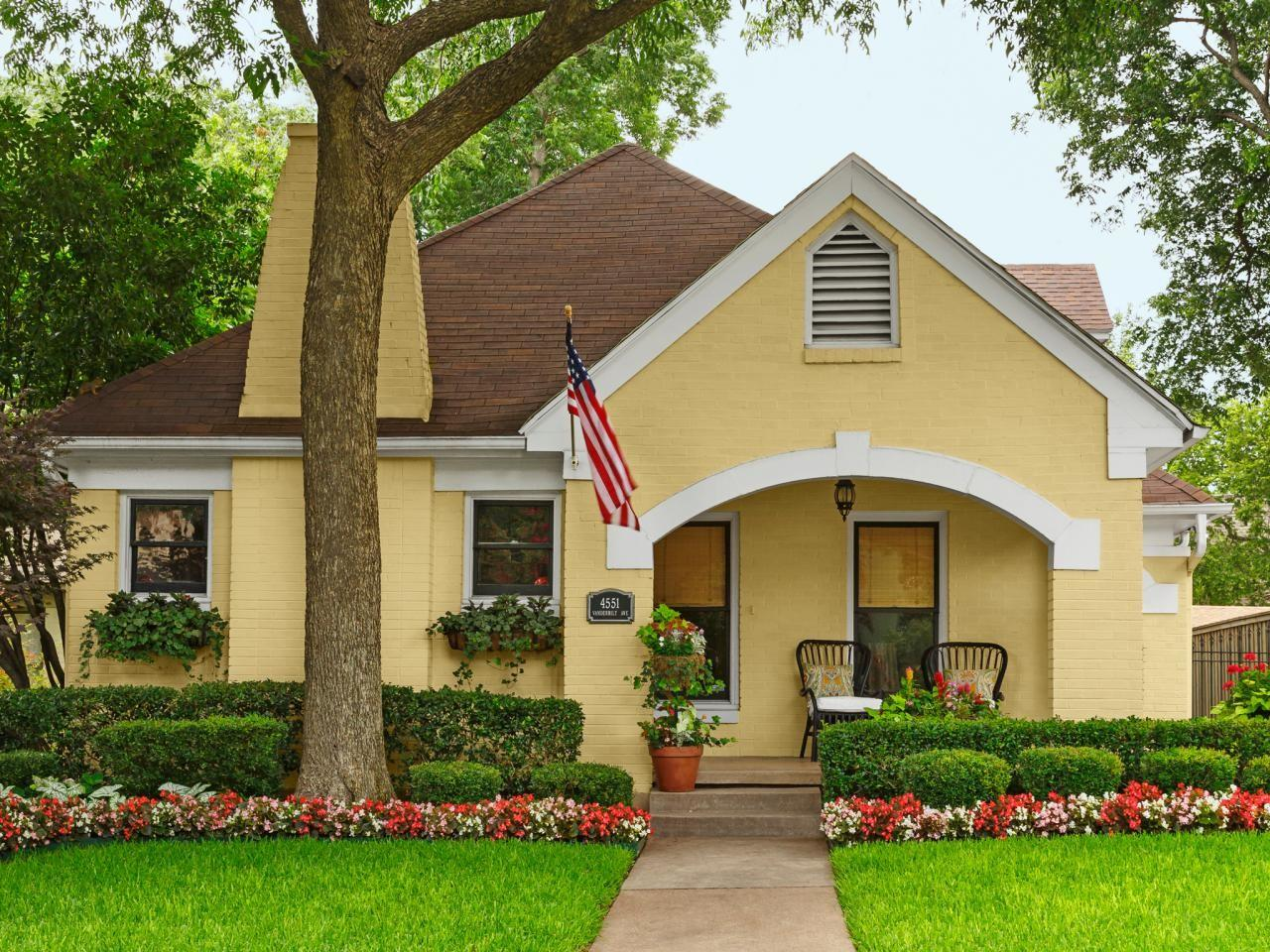 Curb Appeal Ideas Dallas Landscaping