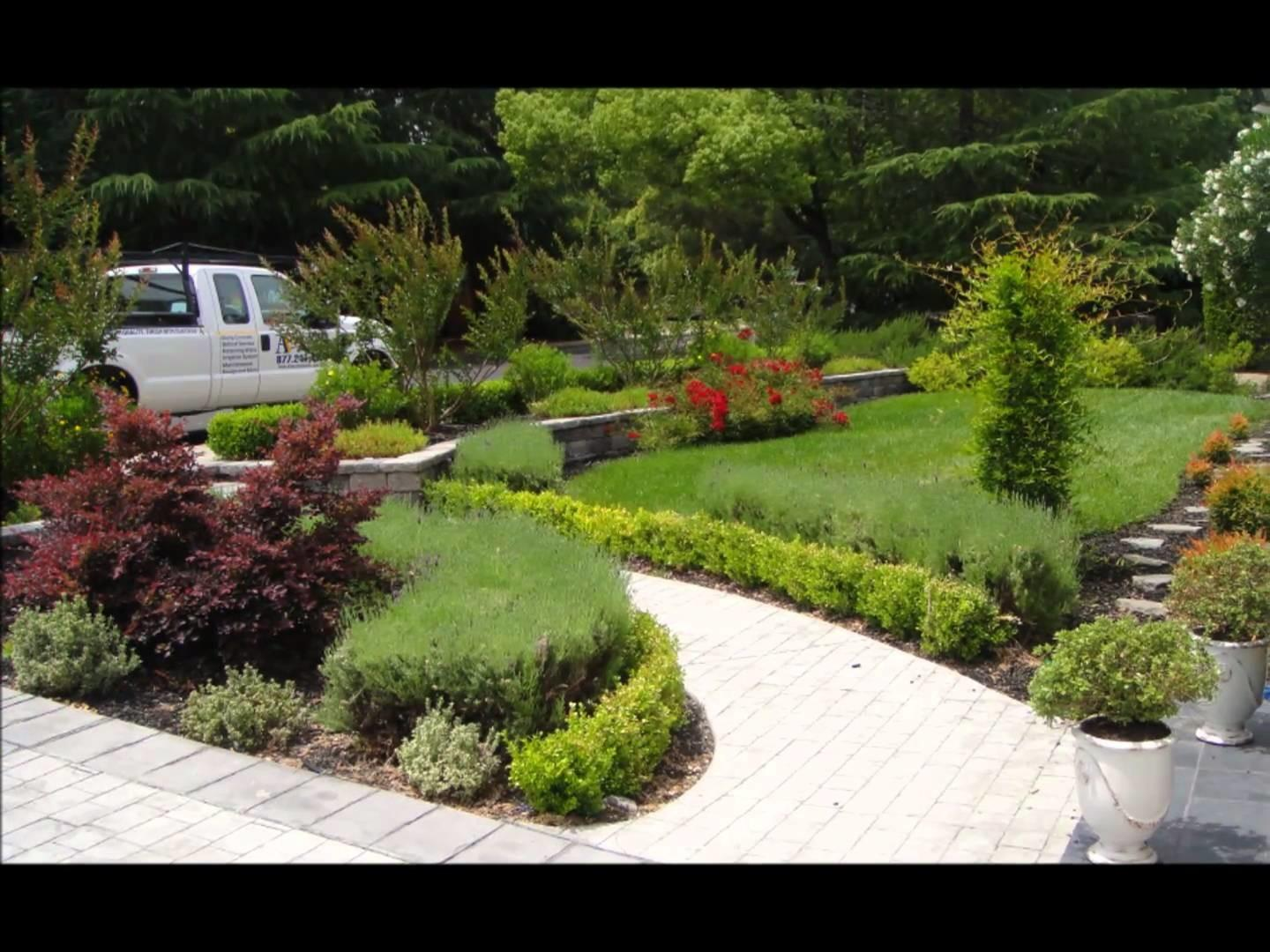 Curb Appeal Ideas Landscape Front Yard