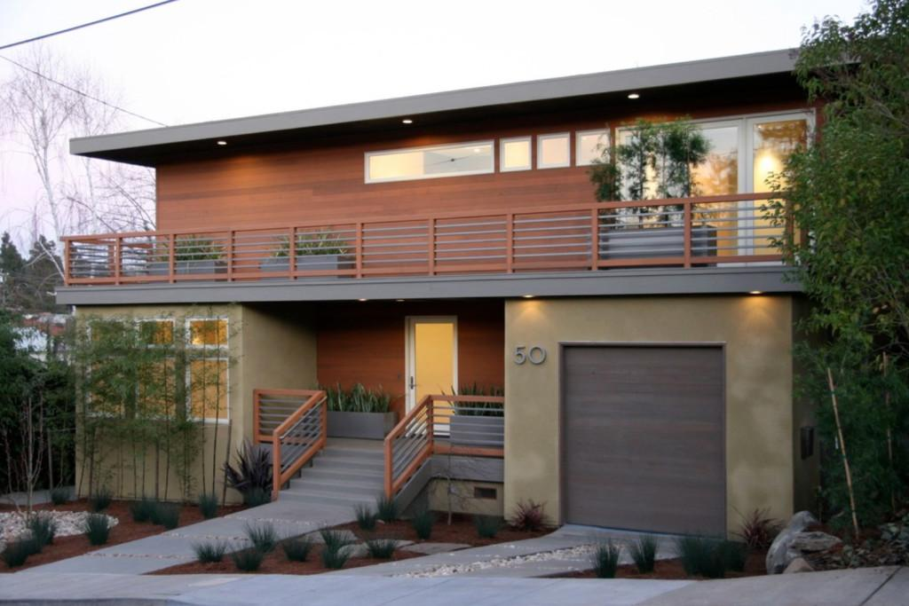 Current Home Renovation 1970s House Modern
