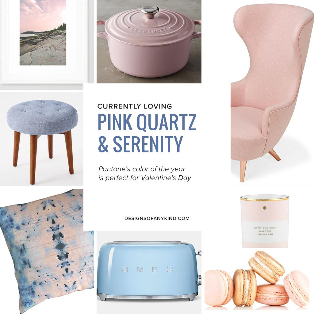 Currently Loving Pink Quartz Serenity Designs