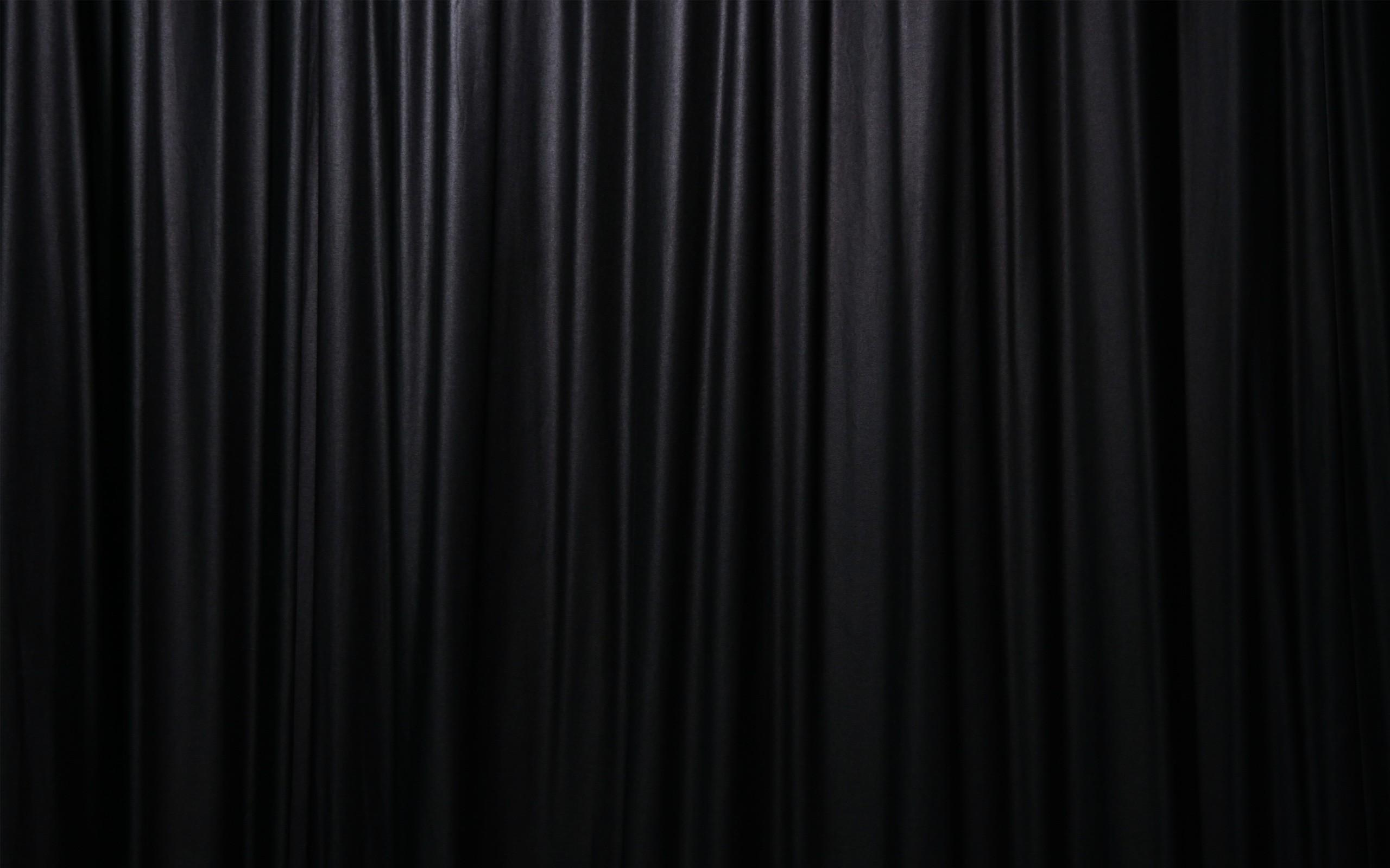 Curtain Blind Black Asacocirco