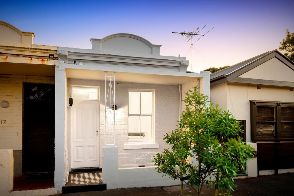 Curtain Cottage Melbourne Architect