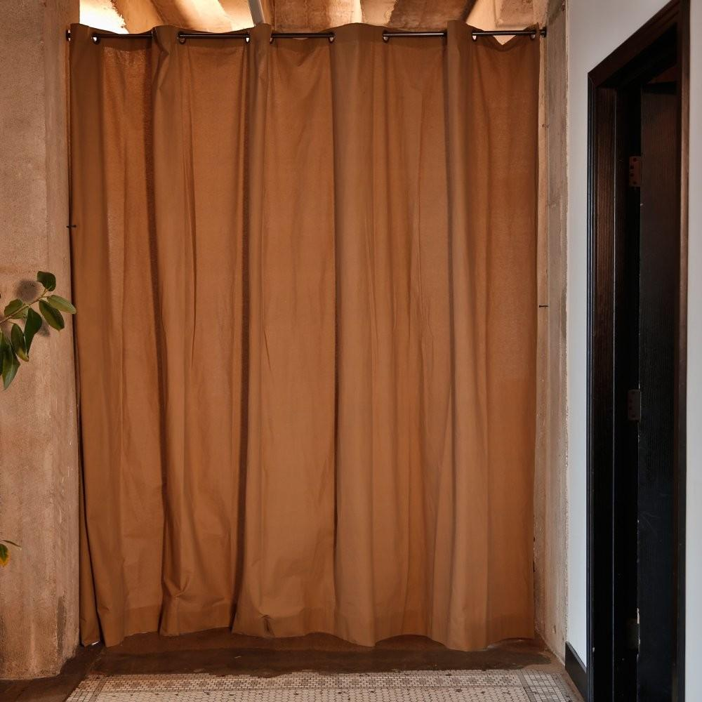 Curtain Room Divider Diy Home Design Ideas