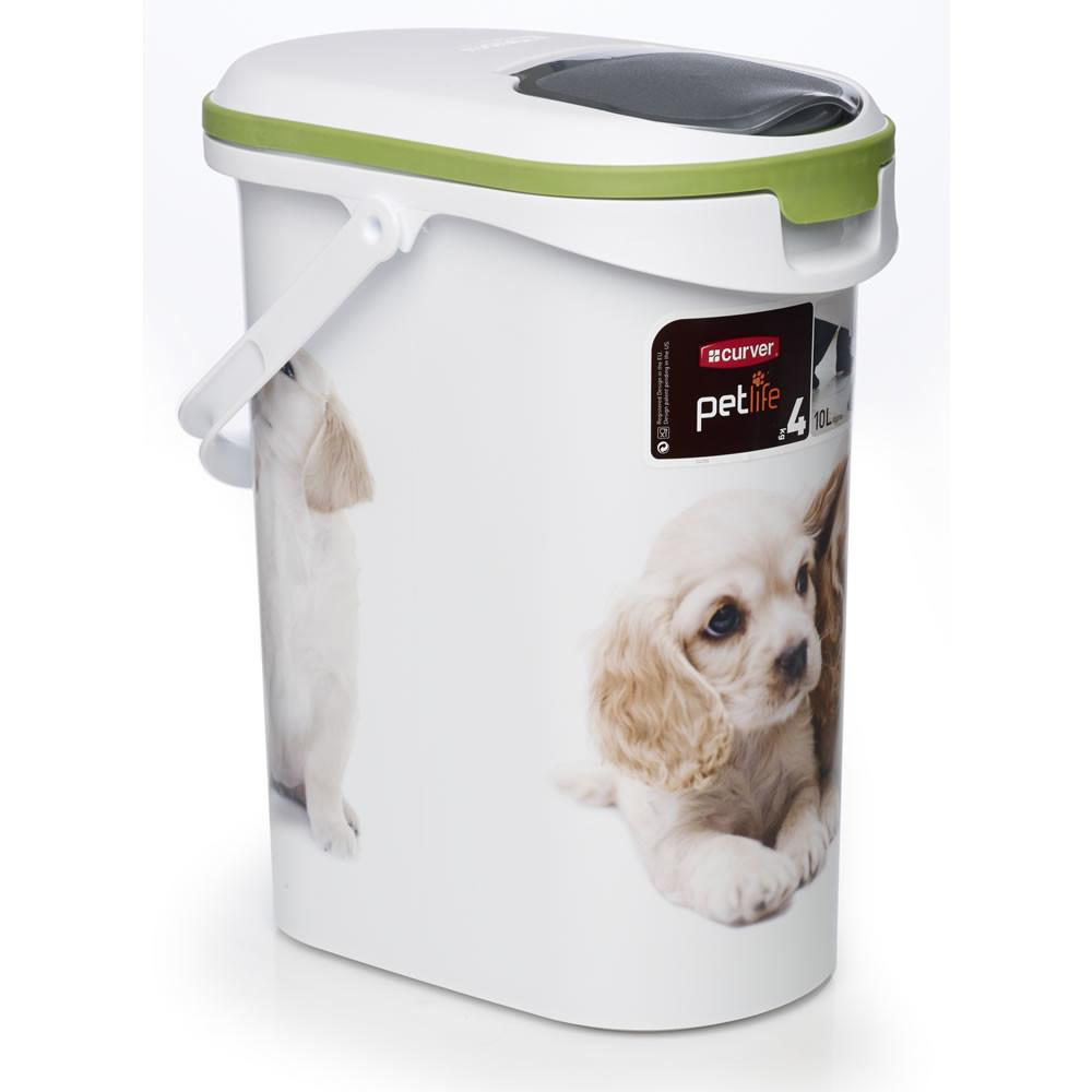 Curver Pet Life Dry Food Container 10l Wilko