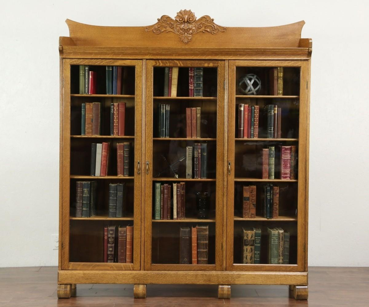 Cushty Door Small Bookcase Also Glass Doors Together