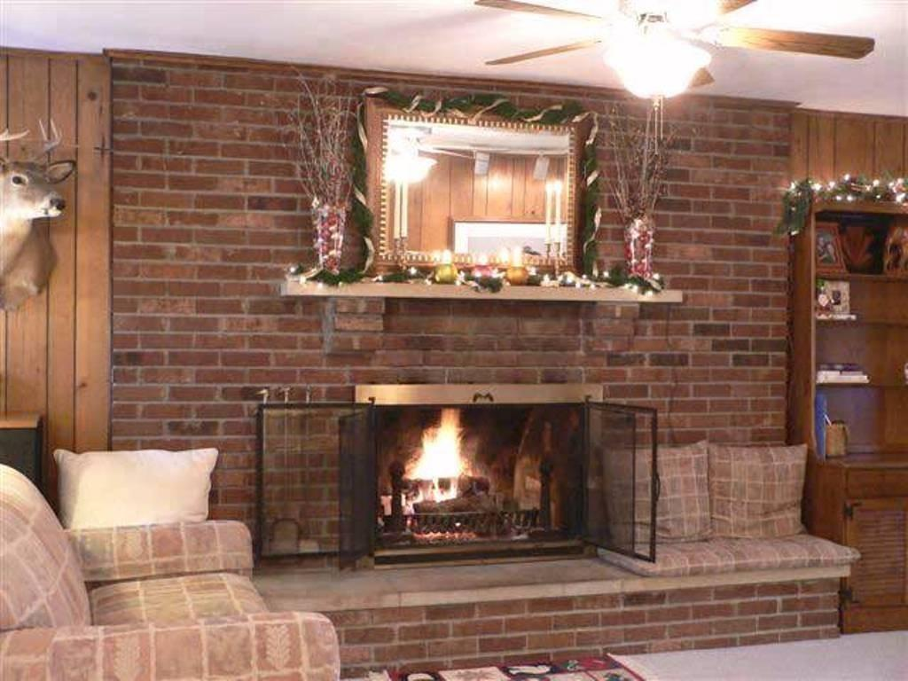 Custom Brick House Decor Design Ideas Best