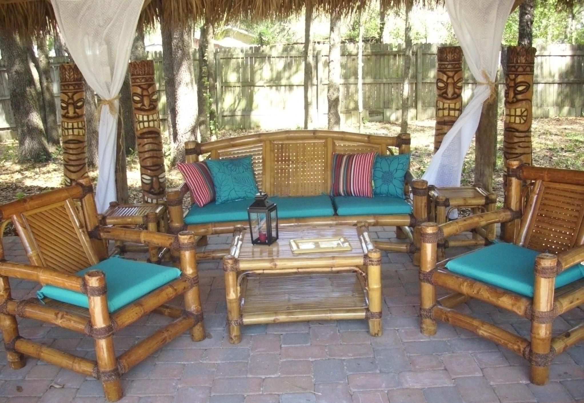 Custom Built Tiki Huts Bars Nationwide Delivery