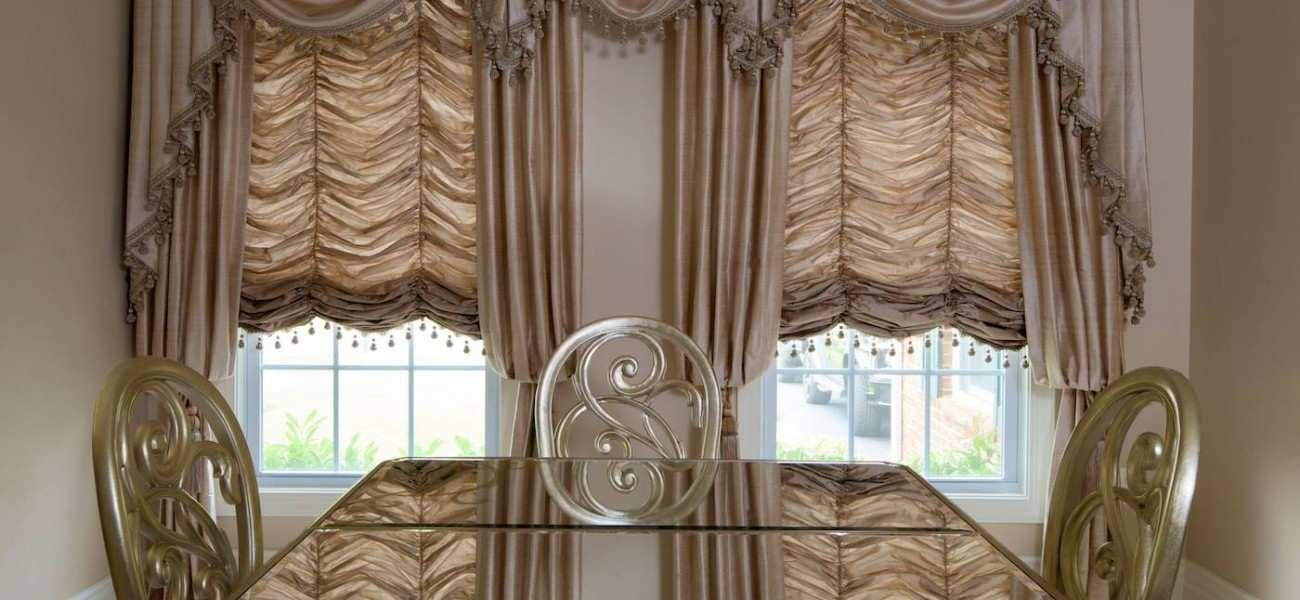 Custom Drapery Window Treatments Annapolis
