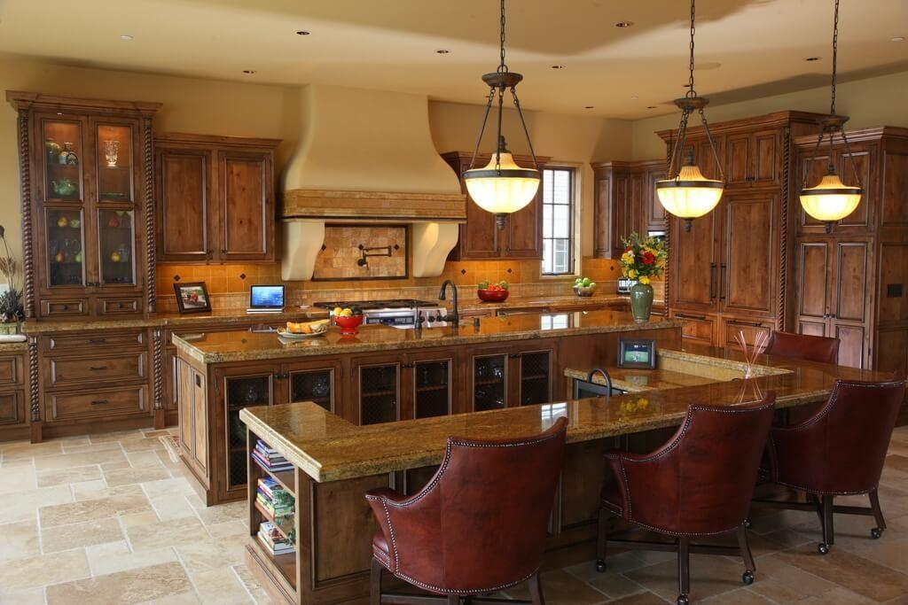 Custom Luxury Kitchen Designs Cost More Than 100 000