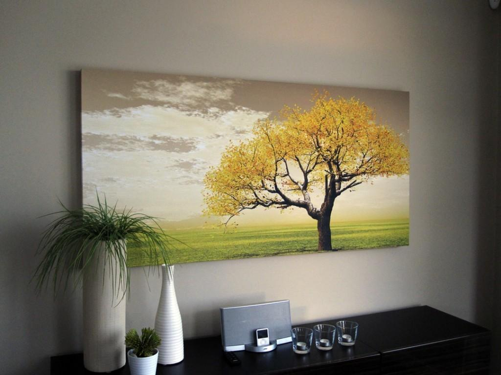 Custom Printing Calgary Wall Decals Canvas Art Decor