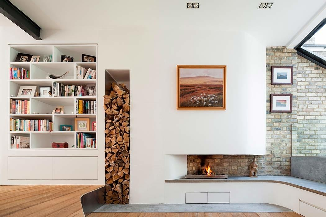 Custom Remodel London Works Multiple Levels