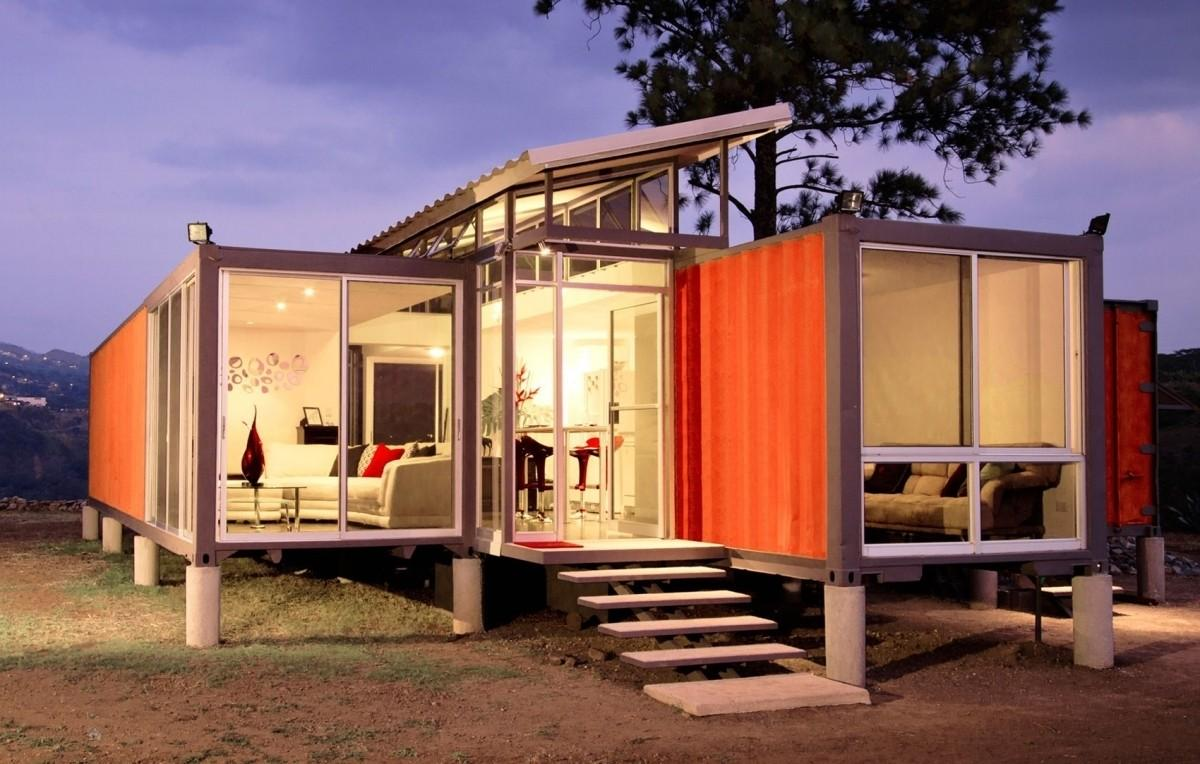 Custom Shipping Container Homes House Design