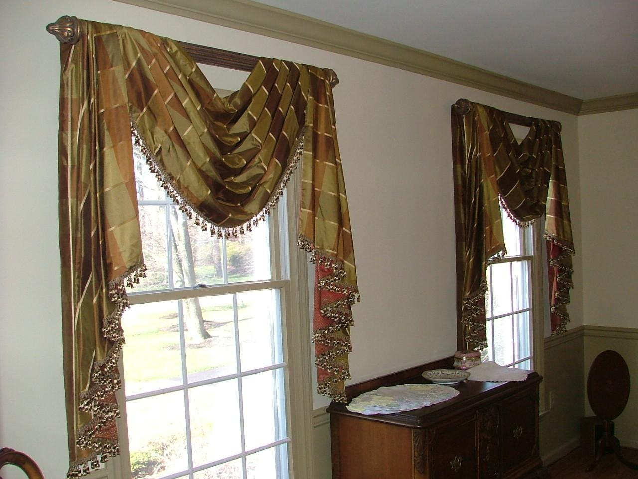 Custom Window Treatments Designs