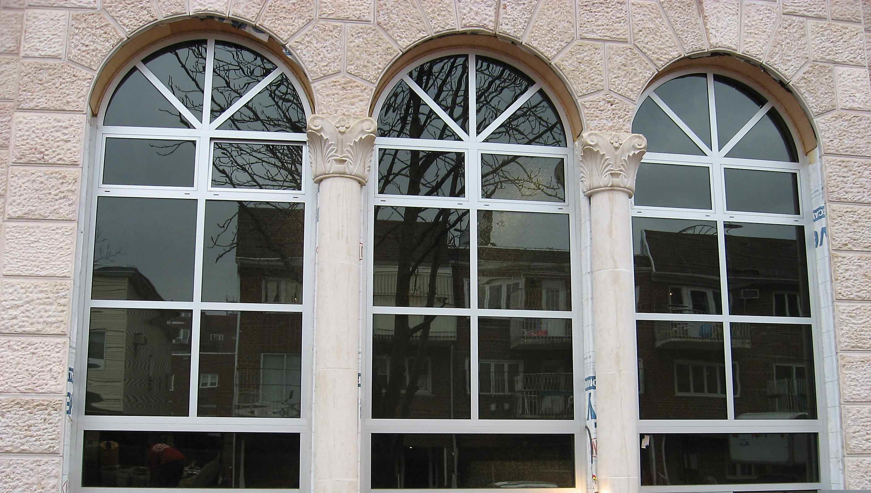 Custom Windows Manufacturer Aluminum Architectural