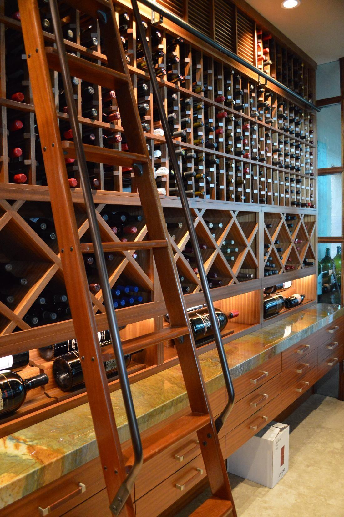 Custom Wine Cellars Houston Beautiful