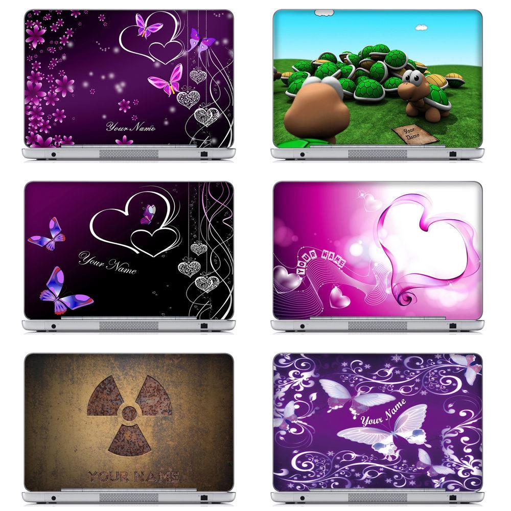 Customized Personalized Laptop Notebook Computer Skin