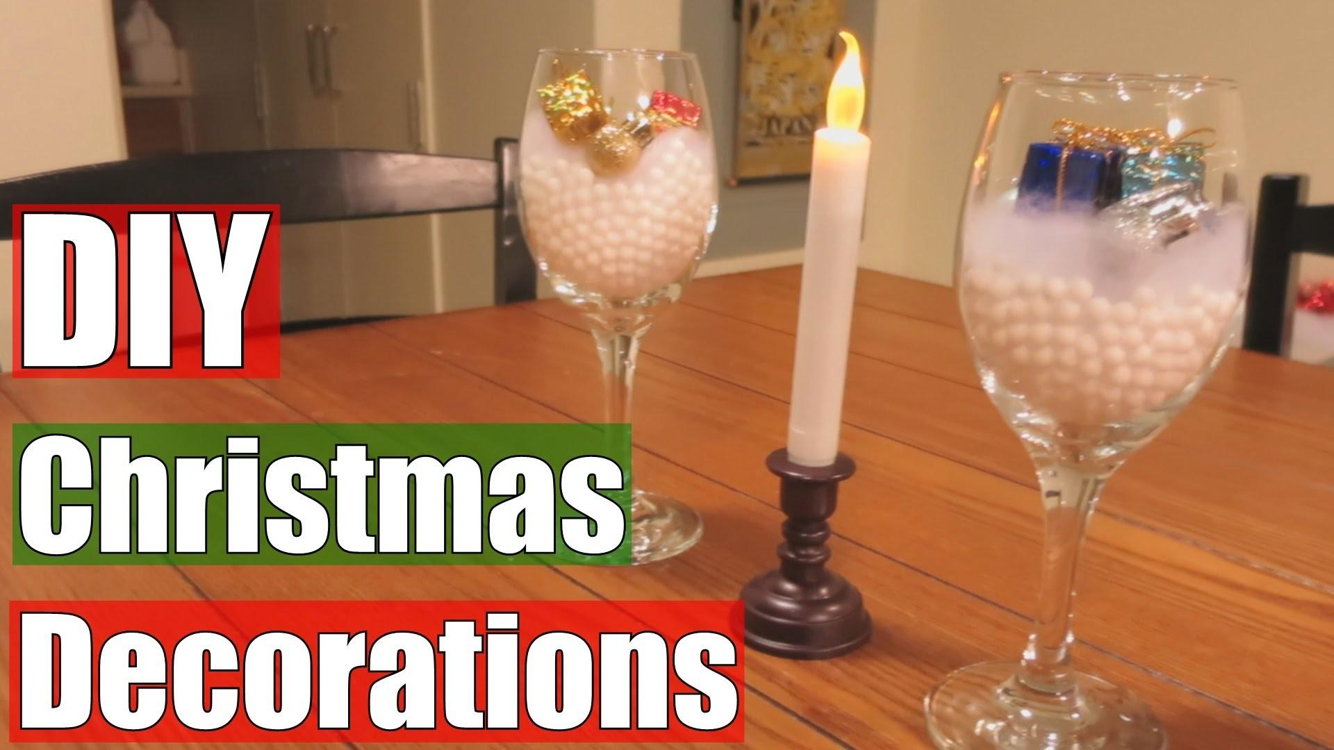 Cute Diy Decor Ideas Christmas Parties