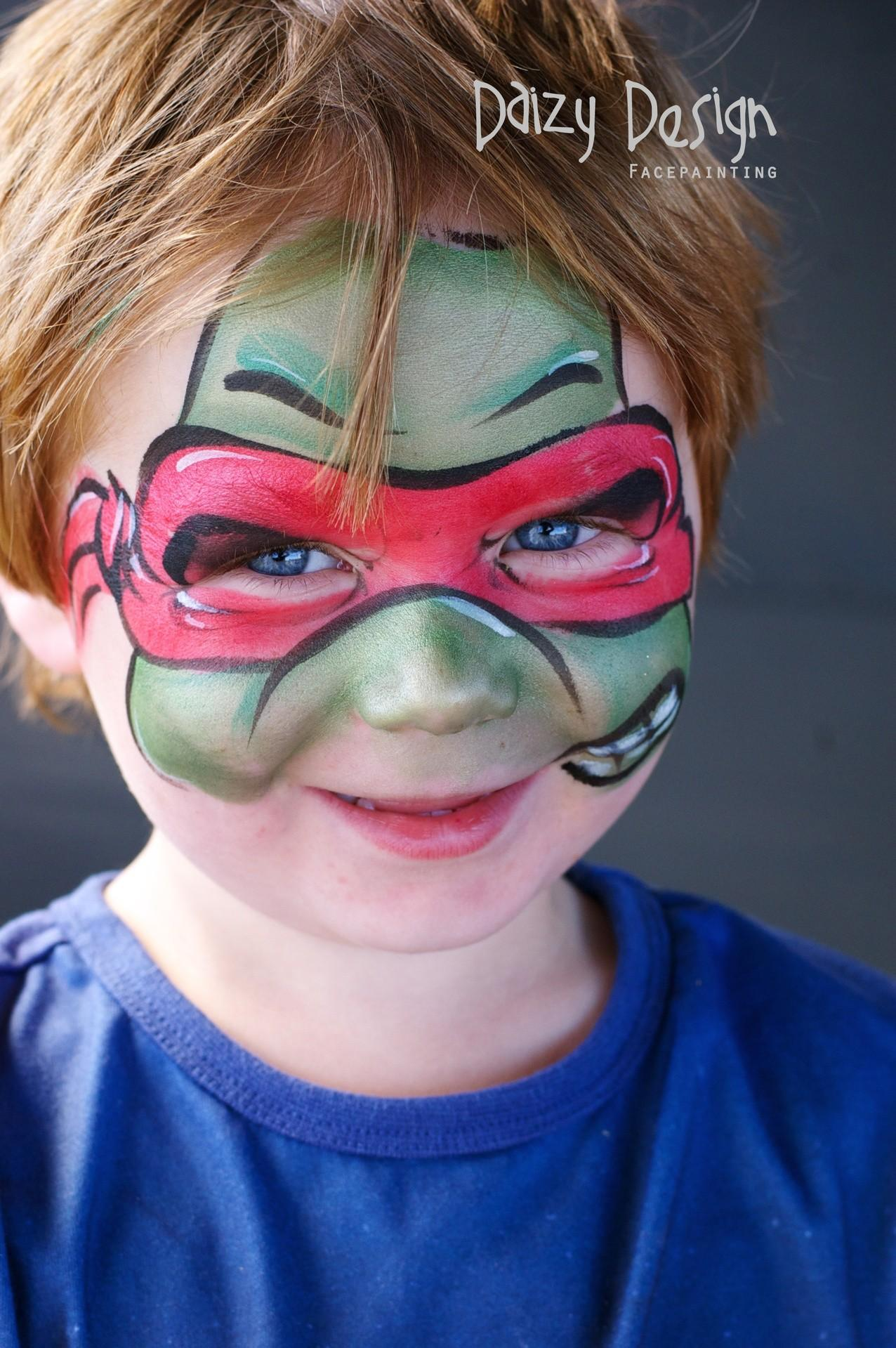 Cute Face Painting Designs Your Kids Summer