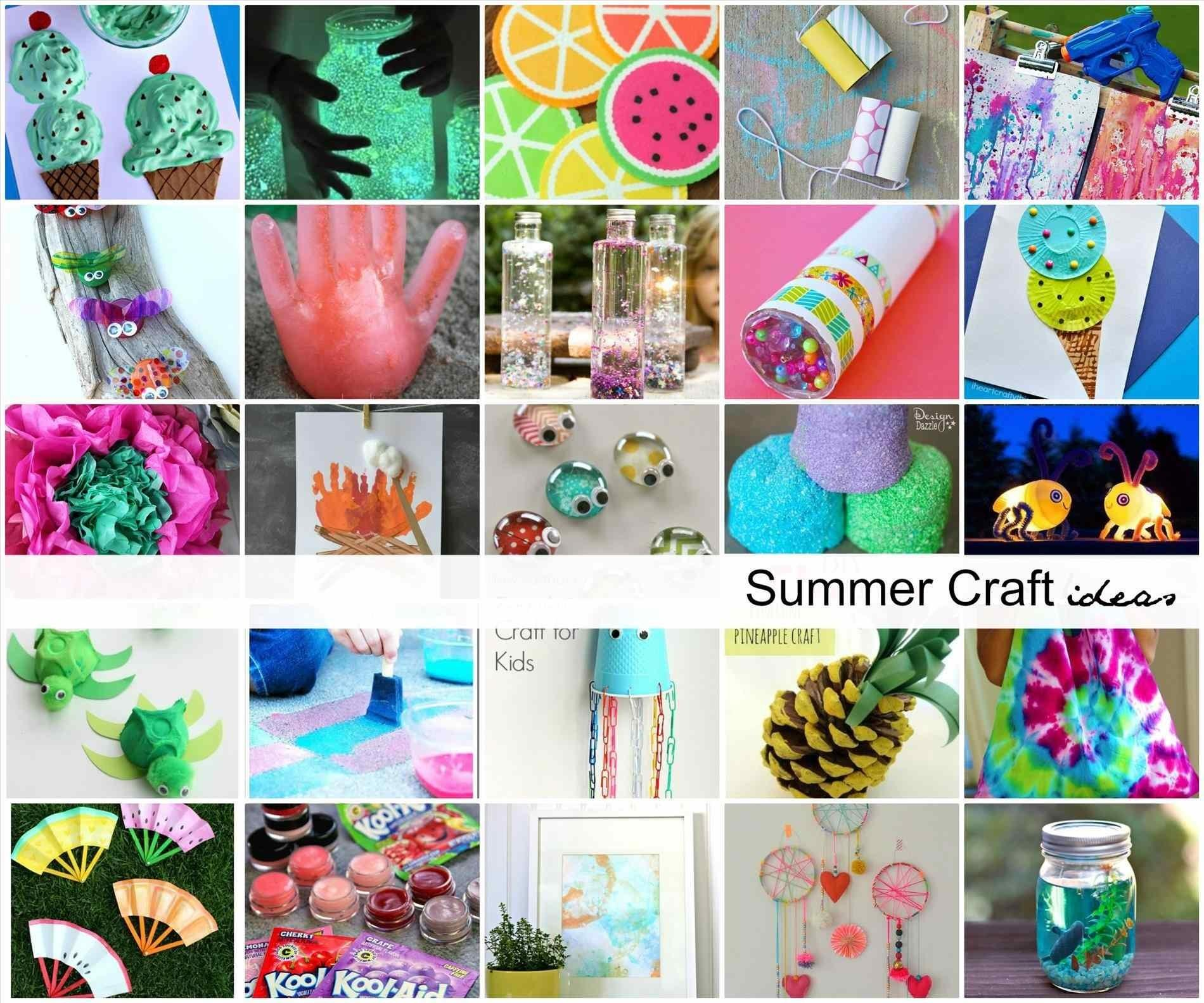 Cute Fun Easy Summer Crafts Find Craft Ideas Upcycle