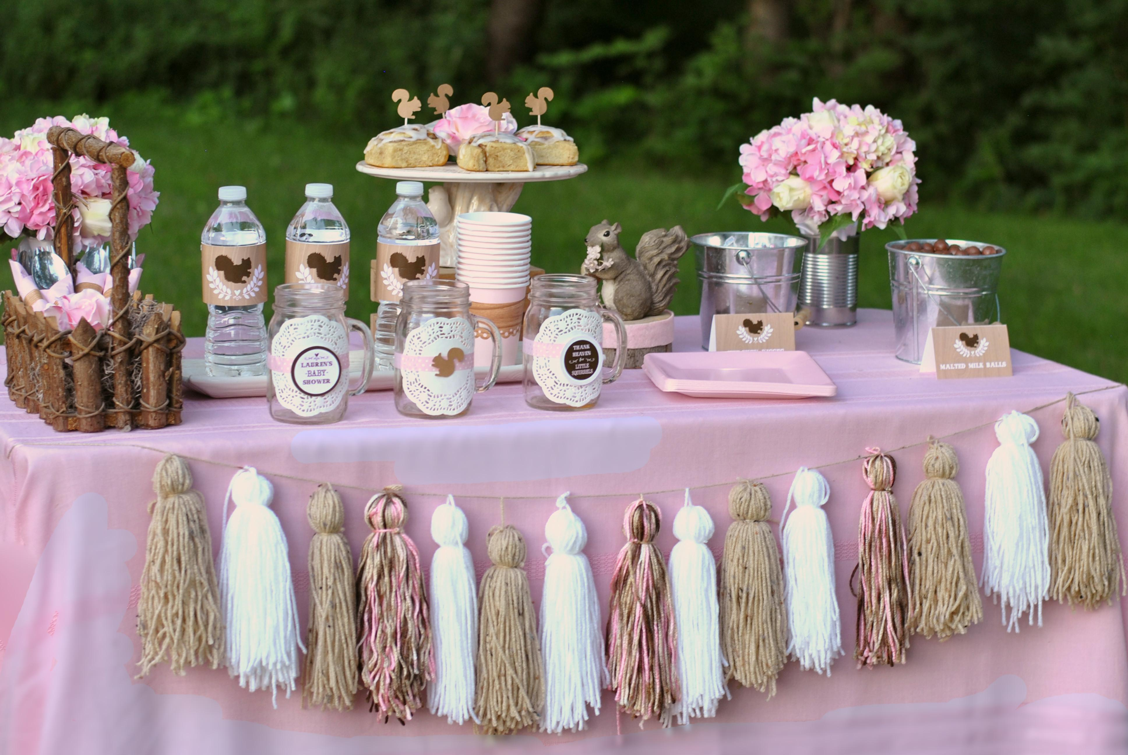 Cute Girl Baby Shower Ideas Babywiseguides
