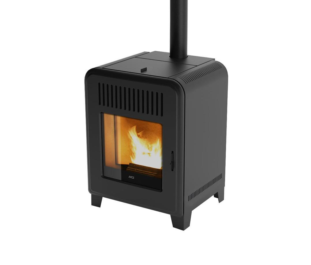 Cute Pellet Burning Stoves Mcz Architonic