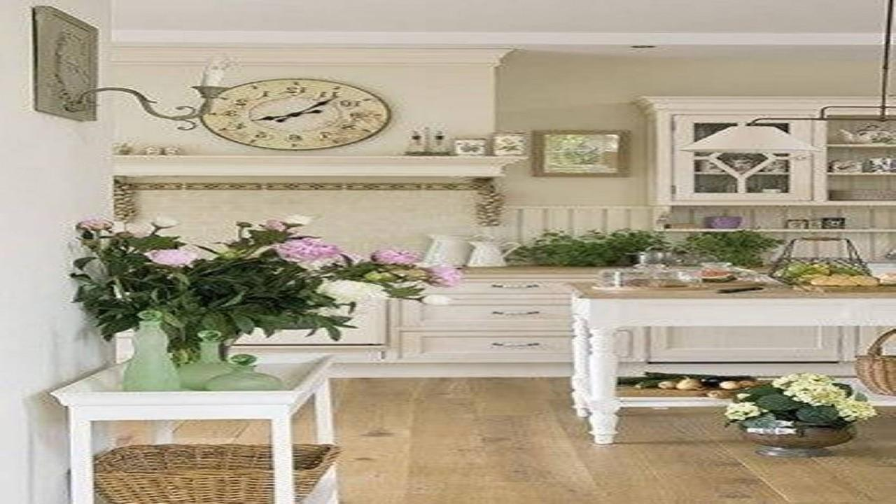 Cute Shabby Chic Kitchen Island Within Inspirational
