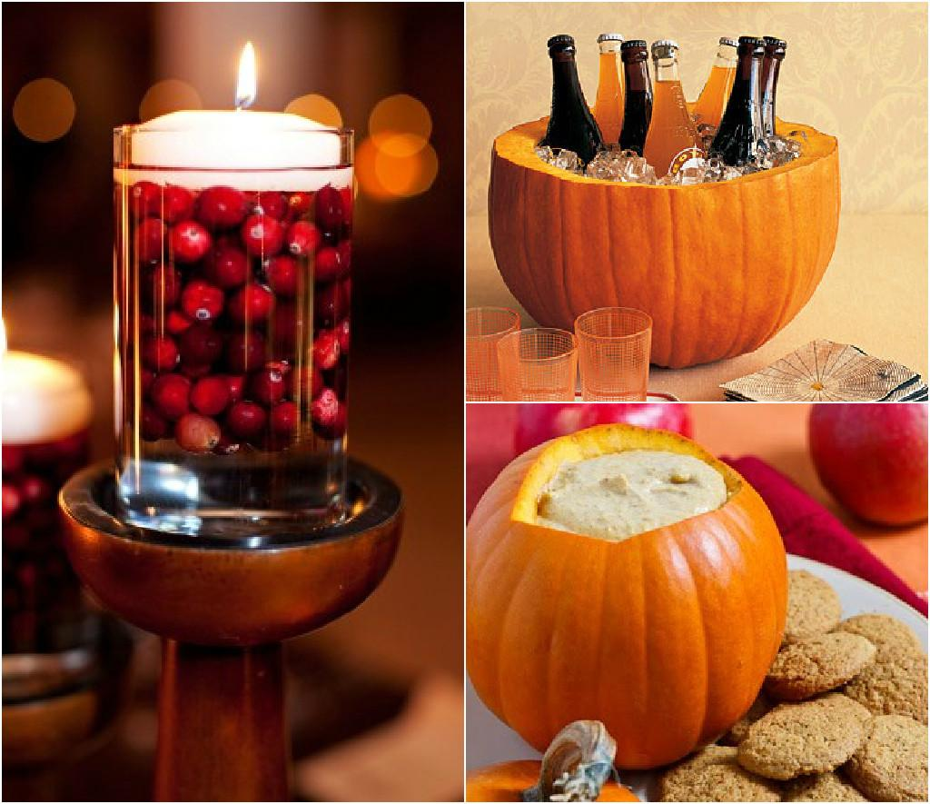 Cute Thanksgiving Table Decoration Ideas Hug2love