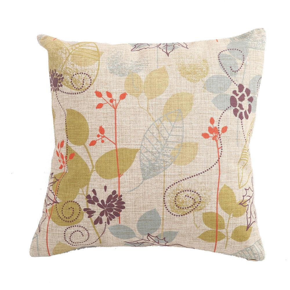 Cute Vintage Throw Pillow Case Cushion Cover Home