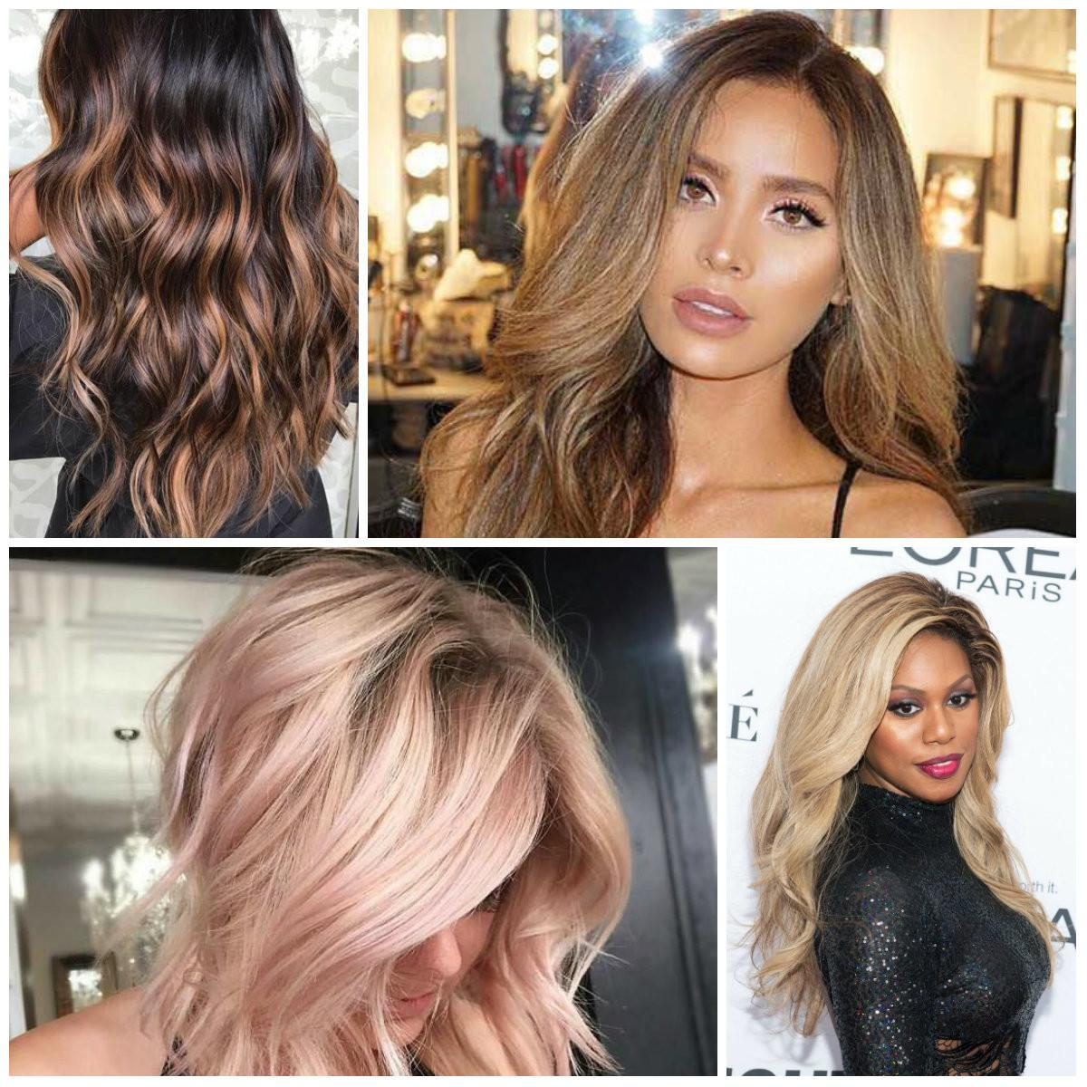 Cutest Hair Color Trends Going See Everywhere