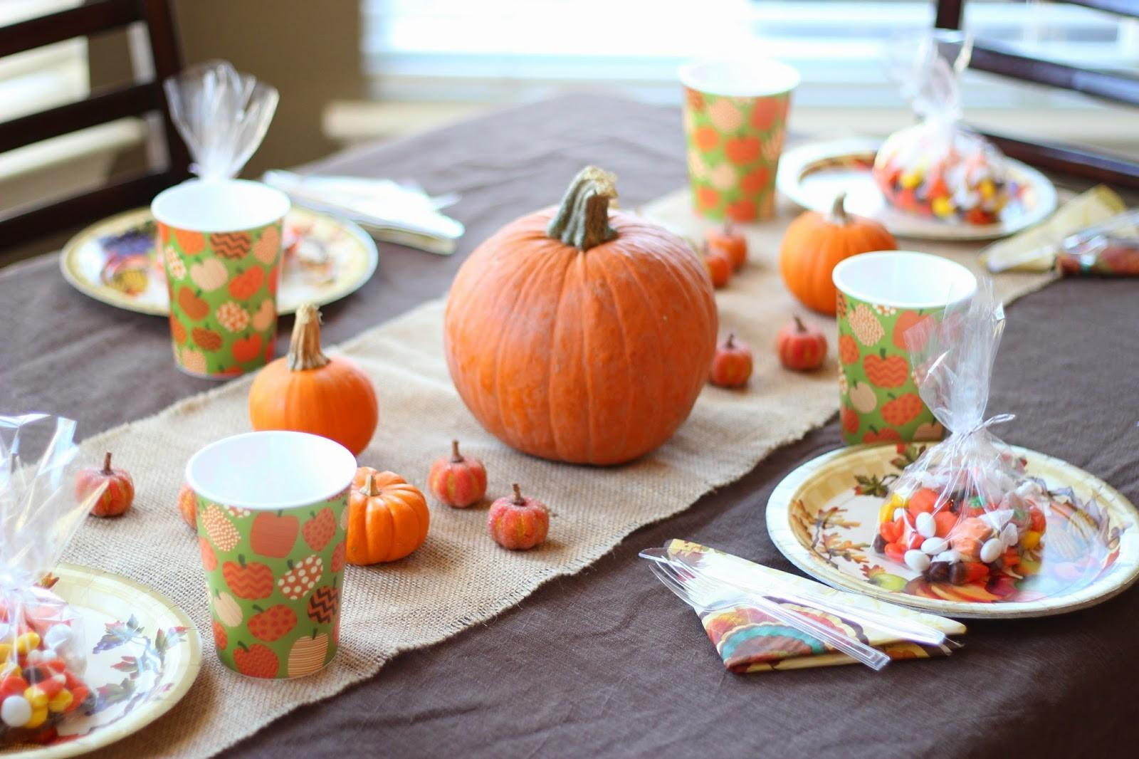 Cutest Thanksgiving Table Decoration Ideas Hug2love