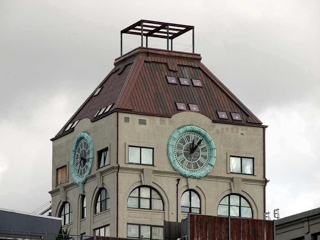 Daily Stream Clock Tower Building