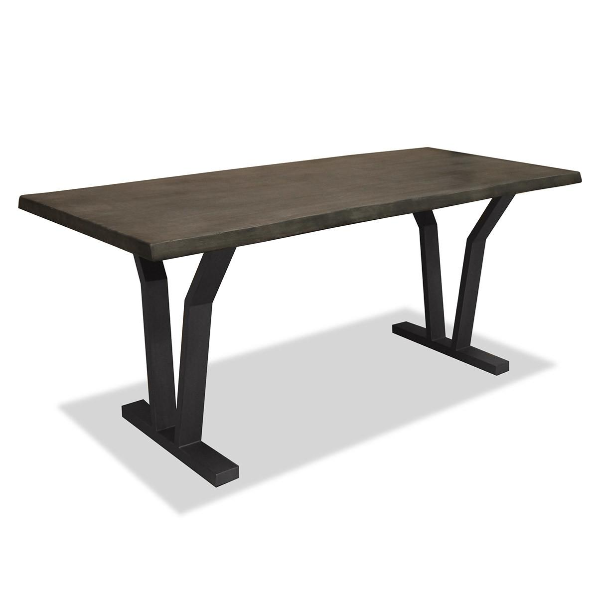 Dakota Live Edge Dining Table
