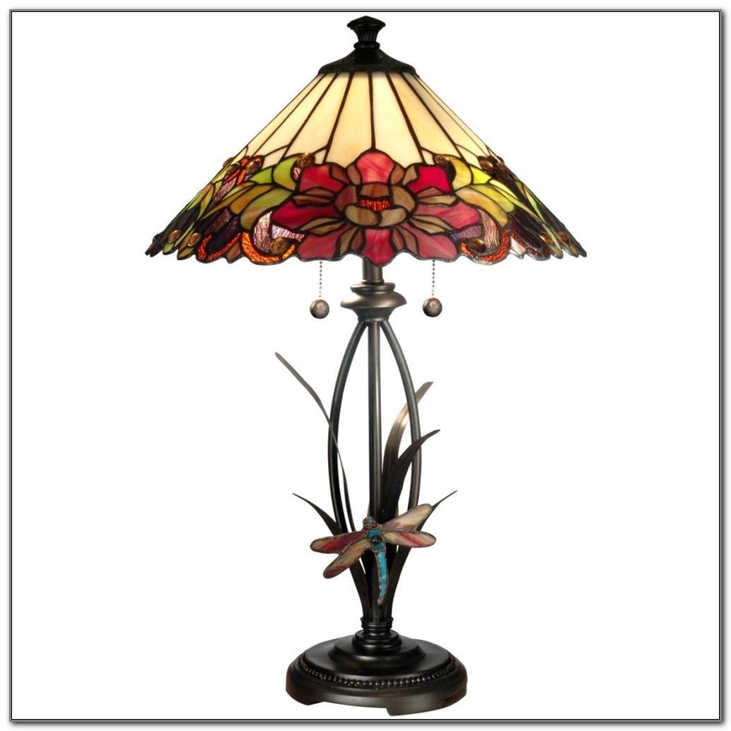 Dale Tiffany Dragonfly Accent Lamp Lamps Home