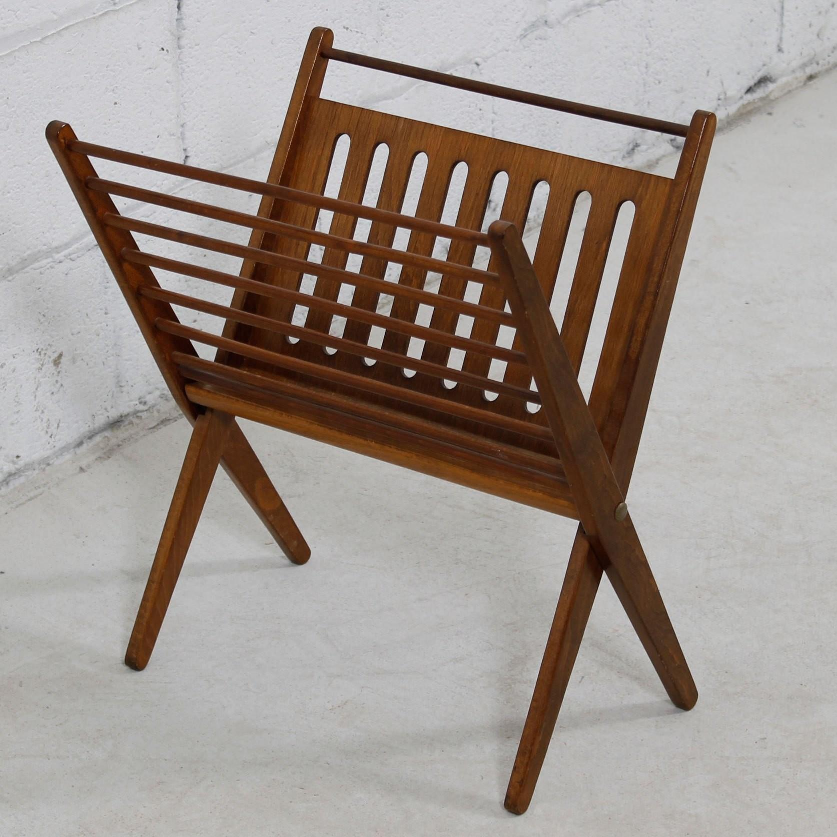Danish Mid Century Modern Chair Awesome Pair