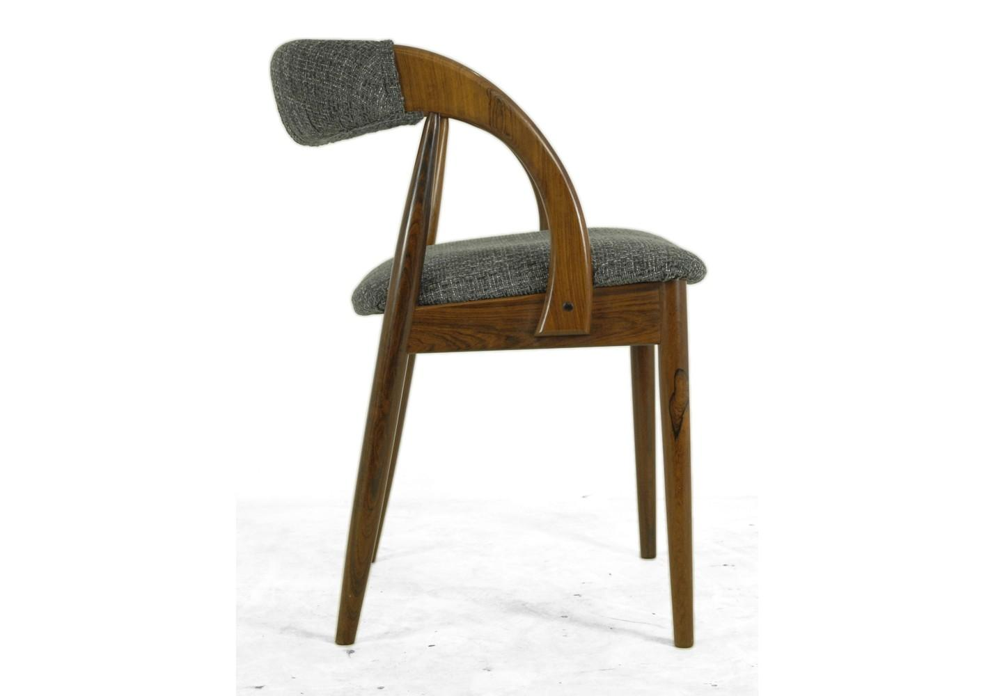 Danish Rosewood Dining Chairs C1960 Furniture Rooms