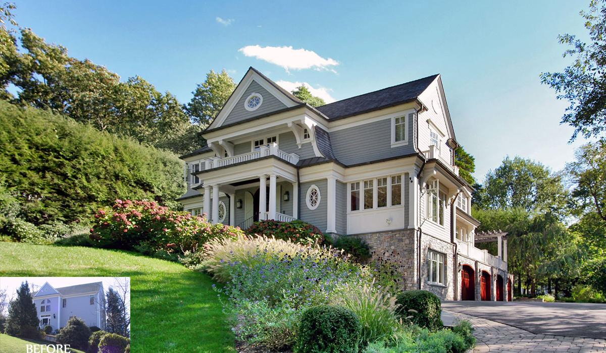 Darien Connecticut Residential Traditional Renovation