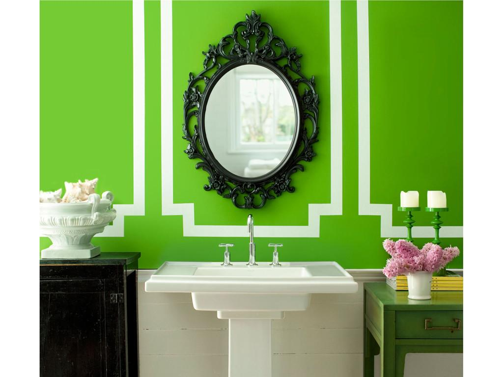 Dark Green Bathroom Dgmagnets