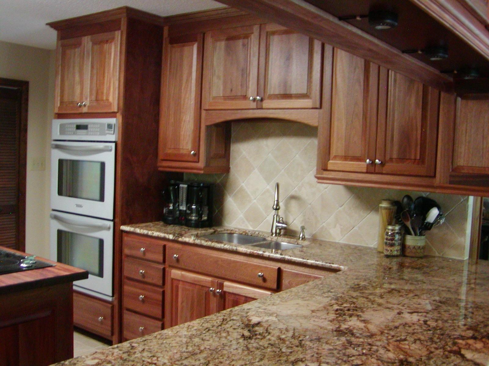 Dark Mahogany Kitchen Cabinets Quicua